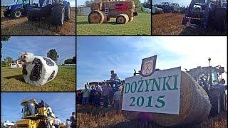 Gminno-powiatowe dożynki 2015 RUDOŁTOWICE - Jedyne takie na Śląsku ;)