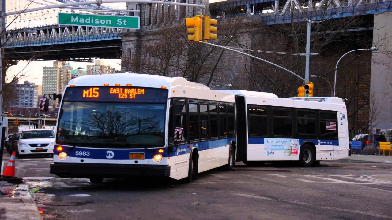 NOVA ARTIC NYC MTA