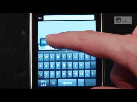 Blackberry Torch 9810 Hands-on