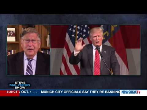 Malzberg | John Sununu discusses Clinton's untrustworthiness