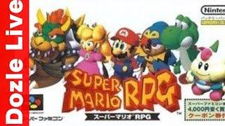 【スーパーマリオRPG】スーパーファミコンといえばこれ!懐かしさが爆発する!!