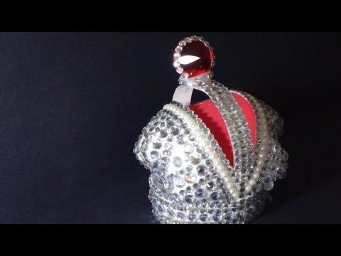 Cмотреть видео Корона Российской Империи из Пластиковых Бутылок