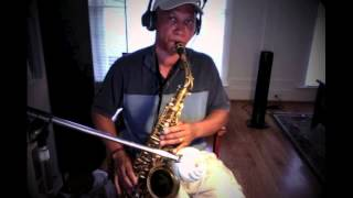Whitney Houston - Run To You - [Alto Saxophone]