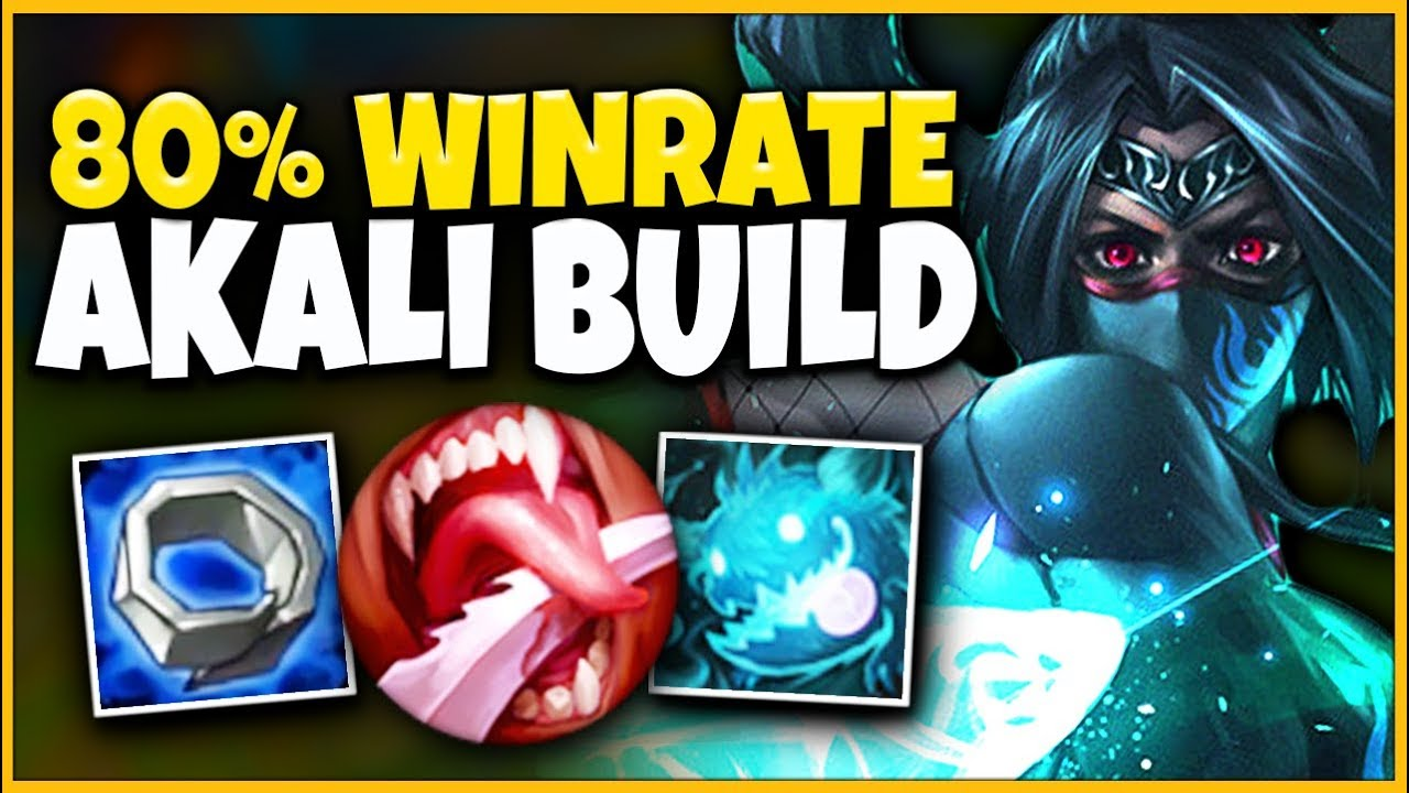 *BEYOND OP* THIS WILL 100% GET AKALI NERFED (NEW BUILD) - League of Legends thumbnail