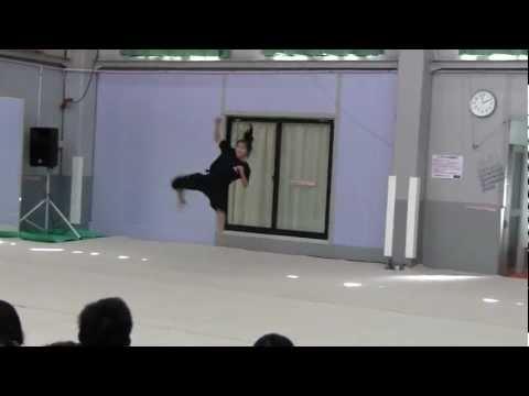 第1回 XMA 日本大会 規定部門 優勝 POWER ARTS Hinano