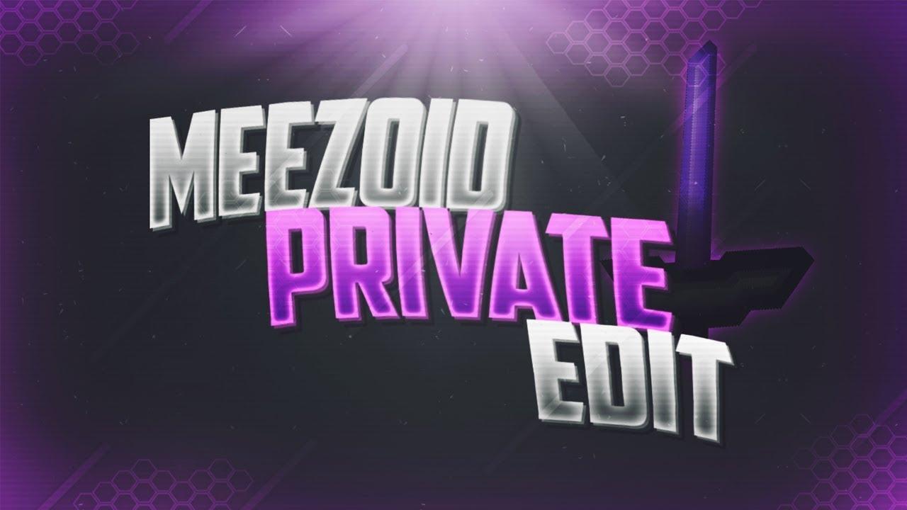 MeeZoid Private Pack Release (Purple Edit) @Shottzyy