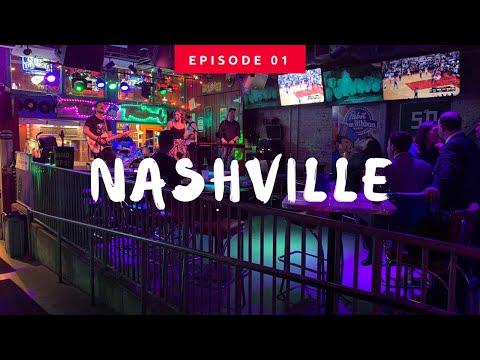 travel-to-nashville-tennessee- -travel-vlog
