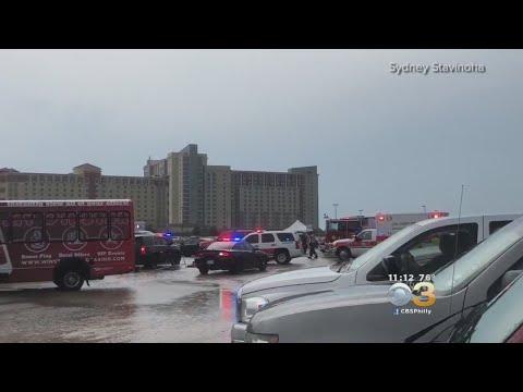 More Than A Dozen Fans Injured When Storms Strike A Backstreet Boys Concert