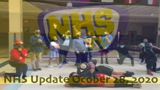 NHS Update October 28, 2020