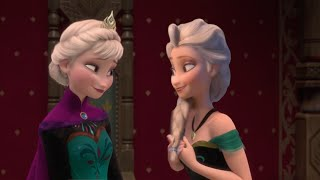 Repeat youtube video Elsa twin sister (ft.Eugene) [Twins serie n*1]