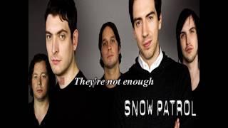 Snow Patrol - Chasing Cars (Karaoke)