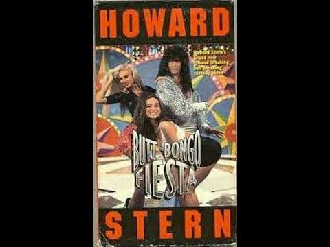 """""""Howard Stern's Butt Bongo Fiesta"""""""