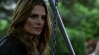 "Castle 5x24 ""Watershed"" Katherine Beckett Will You Marry Me (HD) End Scene"