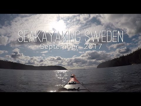 Seakayaking Sweden