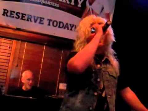 Karaoke Krush!!! Singing for Success:  Concert #1 Twisted Sister We're not Gonna Take It!!!