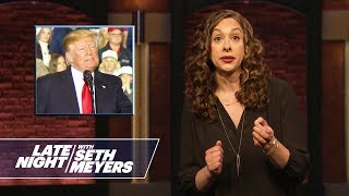 Jenny Hagel Responds to Trump's Remarks About Hispanics