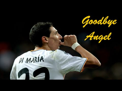 Angel Di Maria - Goodbye Real Madrid - Welcome to Manchester United | 2014