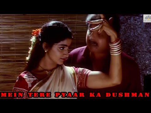 Mein Tere Pyaar Ka Dushman (Kannan Varuvaan 2000) || Karthik,Manthra || Full Hindi Dubbed Movie