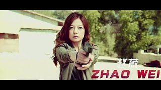 "Vicki Zhao / 赵薇 (Zhao Wei): ""Hollywood Adventures"" (new movie) - First trailer"
