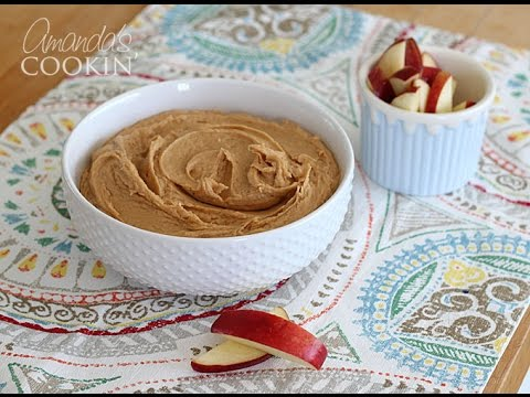 Featured Recipe Peanut Butter Yogurt Fruit Dip