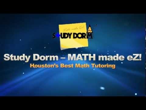 study-dorm---houston-math-tutor