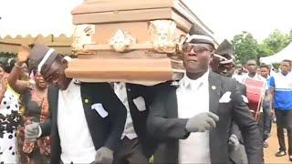 Dancing Funeral Coffin Meme | Original  Version 1080p