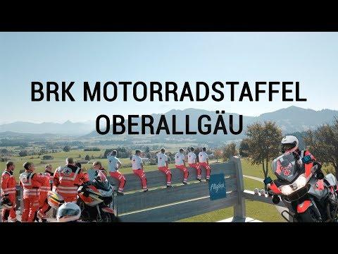 BRK Motorradstreife Oberallgäu