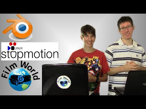VFX and Stop-Motion software | Film World | Open-source Filmmaking episode 2