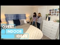 Hampton Coastal Bedroom Makeover | Indoor | Great Home Ideas