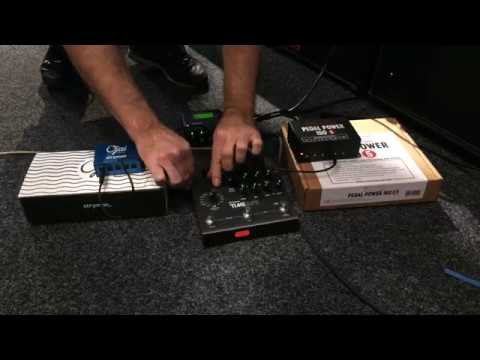 Strymon Ojai vs Voodoo Lab ISO-5 vs RockBoard Power Pit Part 1