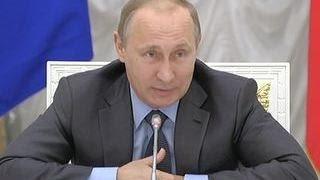 Путин: России нужен научно-технологический суверенитет(Путин: России нужен научно-технологический суверенитет Быть готовыми к конкуренции в научной сфере призва..., 2015-06-24T12:39:40.000Z)
