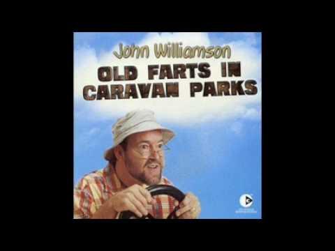 Old Farts in Caravan Parks by John Williamson