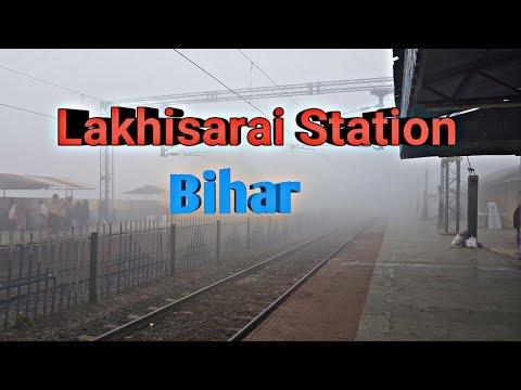 Lakhisarai Railway Station Bihar | Station Code LKR |