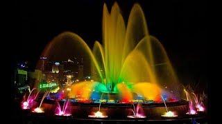 The magic fountain - barca pt 6