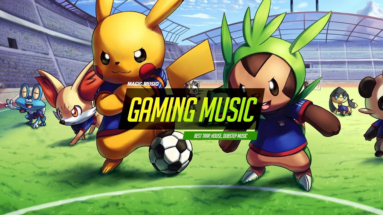 Gaming Music 2018 ⚽ Best Trap ● Electro ● House ● Dubstep ⚽