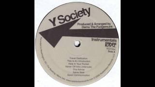 Y Society - Scientist (Instrumental)