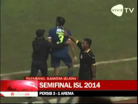 persib vs arema semifinal 3-1 full goal HD