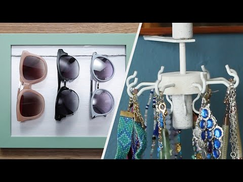 5 Amazing DIY Storage Hacks For Your Home