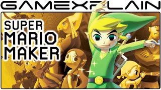 Zelda: The Wind Waker in Super Mario Maker