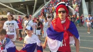 РОССИЯ - УРУГВАЙ 0:3. Прогноз на плей-офф от раввина и болельщиков