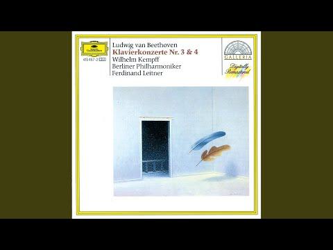 Beethoven: Piano Concerto No. 3 in C Minor, Op. 37 - I. Allegro con brio