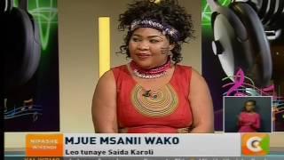 Mjue Msanii Wako: Saida Karoli