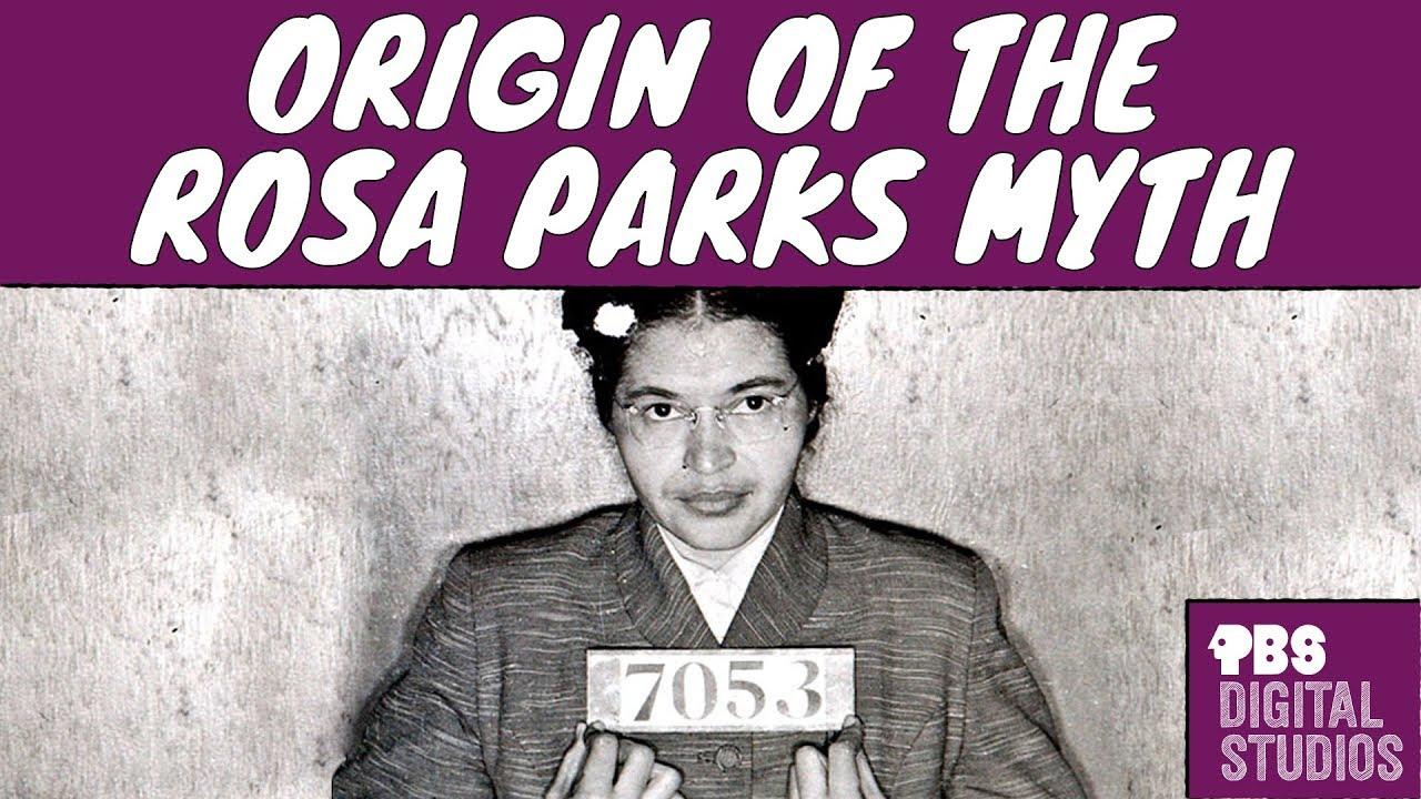 Rosa parks true stories
