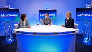 Cohabitation entre Marseille et sa Métropole : Sophie Camard et Lionel Royer-Perreaut face à face