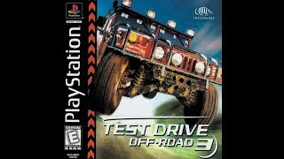 4x4 WORLD TROPHY / TEST DRIVE: OFF-ROAD 3 | PSX - Gameplay - 1999