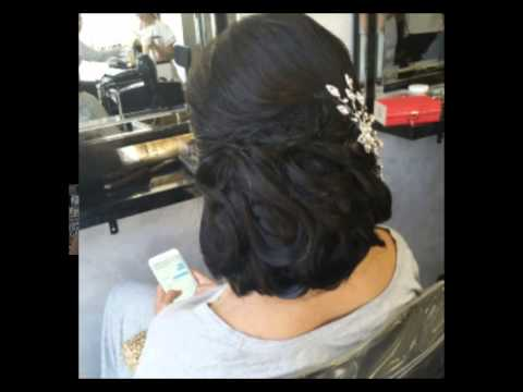 Coiffure Mariee Maquillage Libanais Makeup Soiree Youtube