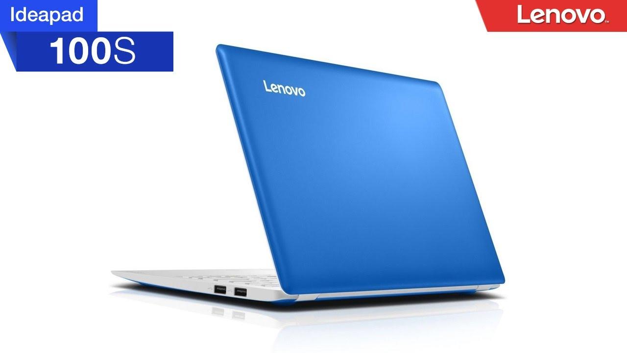 Lenovo Ideapad 100s Laptop (Blue)