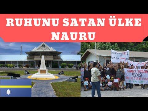 Birden Zengin Olan NAURU Adası'na Ne Oldu?