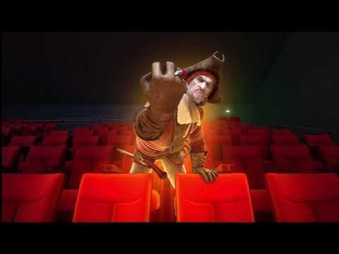 Pirates 4D Trailer   Official Version