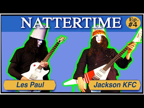 What is Buckethead's Coolest Guitar? | NatterTime Ep#4